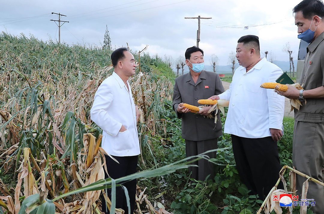 North Korea's economy continues to struggle amid increasing challenges