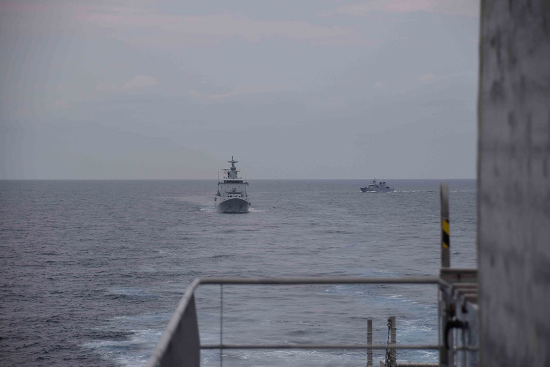U.S. commitment in South China Sea anchored in Free and Open Indo-Pacific vision