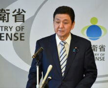 日本新领导人坚定支持自由和开放的印太