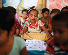 Bangladesh: Expanding education for refugee children