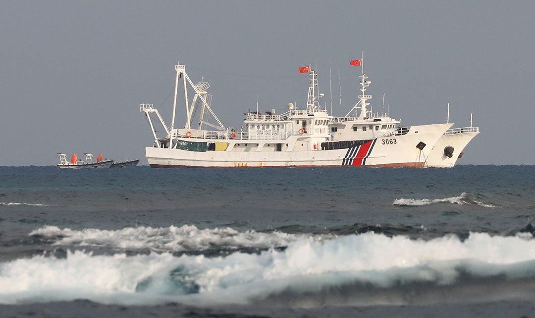 Draft PRC law raises conflict risk in South China Sea, experts warn
