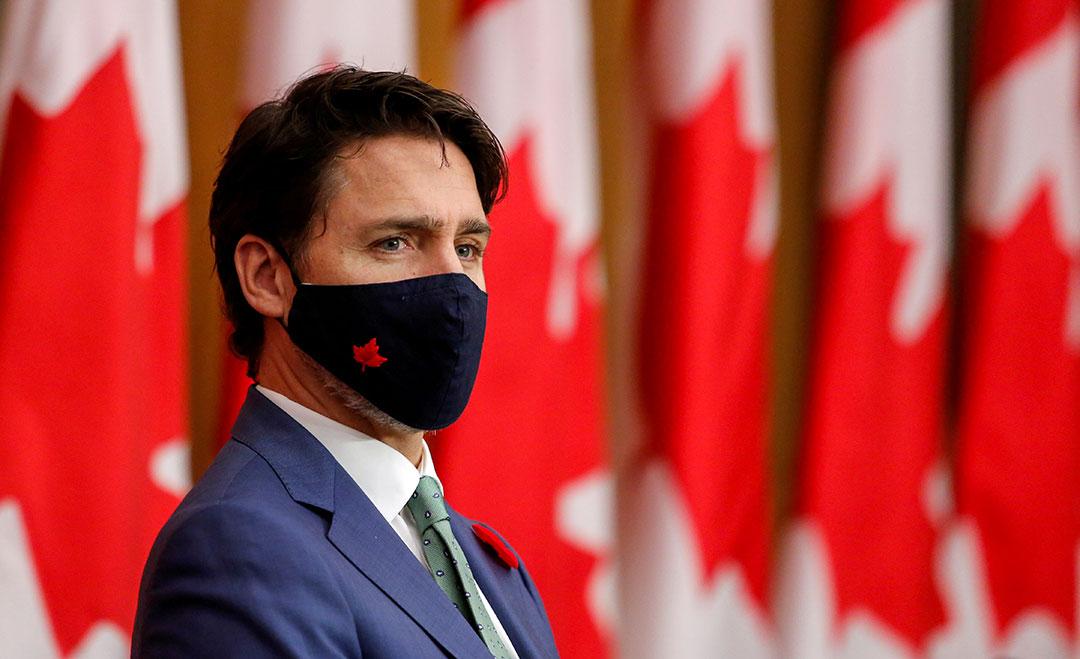 """特鲁多称加拿大不会屈服于中国的""""胁迫外交"""""""