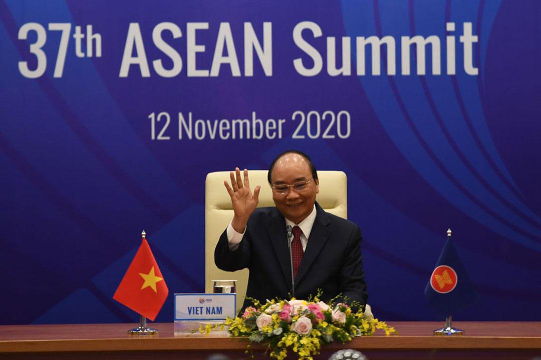 KTT ASEAN menyoroti tanggapan COVID-19 dan Indo-Pasifik yang Bebas dan Terbuka