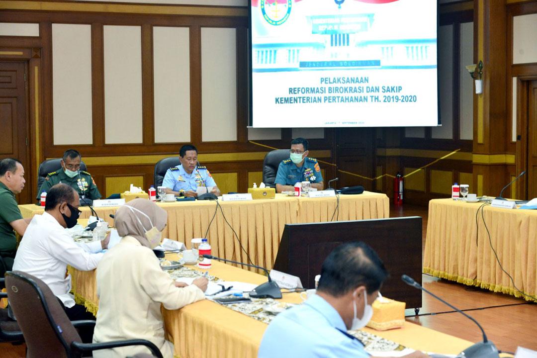 인도네시아, 국방 개혁 추진