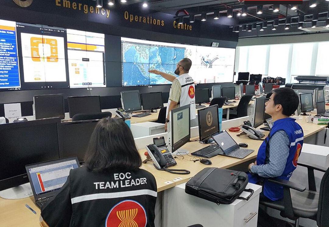 Hàn Quốc, ASEAN nỗ lực tăng cường ứng phó với thiên tai
