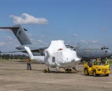 Australian military forces prepare for bushfire season