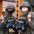 한국 화생방방호사령부, 코로나19 방역에 동참