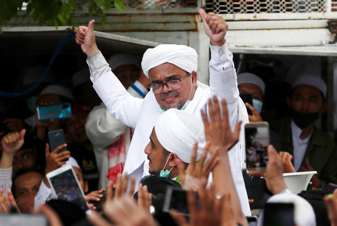 อินโดนีเซียสั่งห้ามกลุ่มแนวร่วมพิทักษ์อิสลามหัวรุนแรง