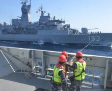 澳大利亚与印尼携手捍卫海洋主权