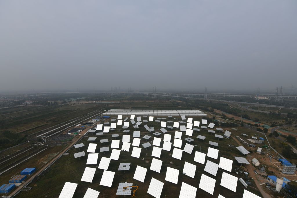 PRC's 'grim' environment sparks concern as CO2 emissions spike