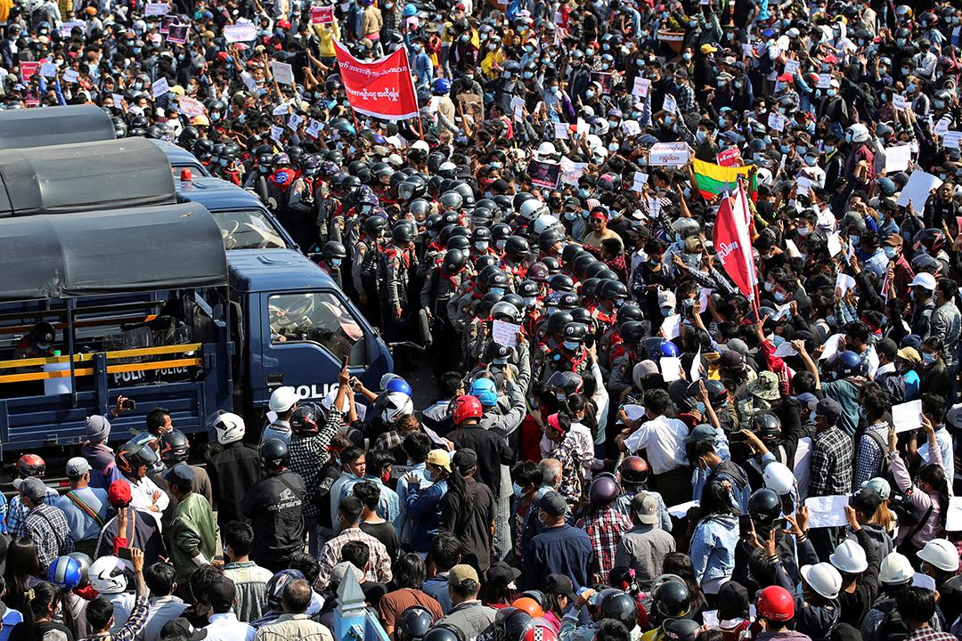 缅甸发生军事政变,民主和地区安全受到威胁