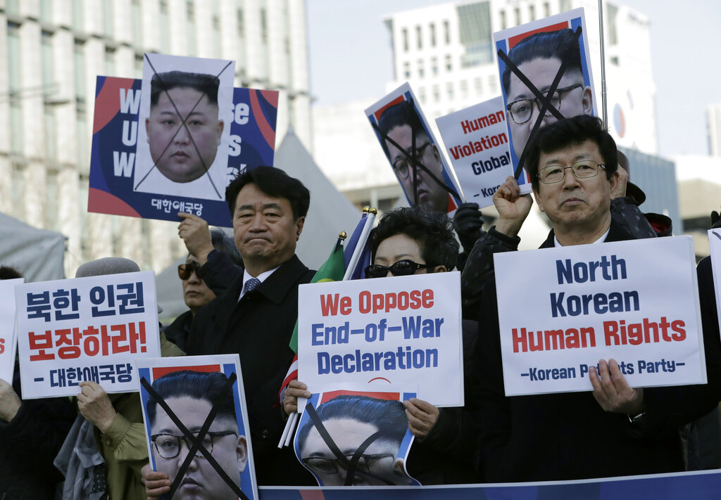 Torture, forced labor rife in North Korea, U.N. says as U.S. mulls sanctions