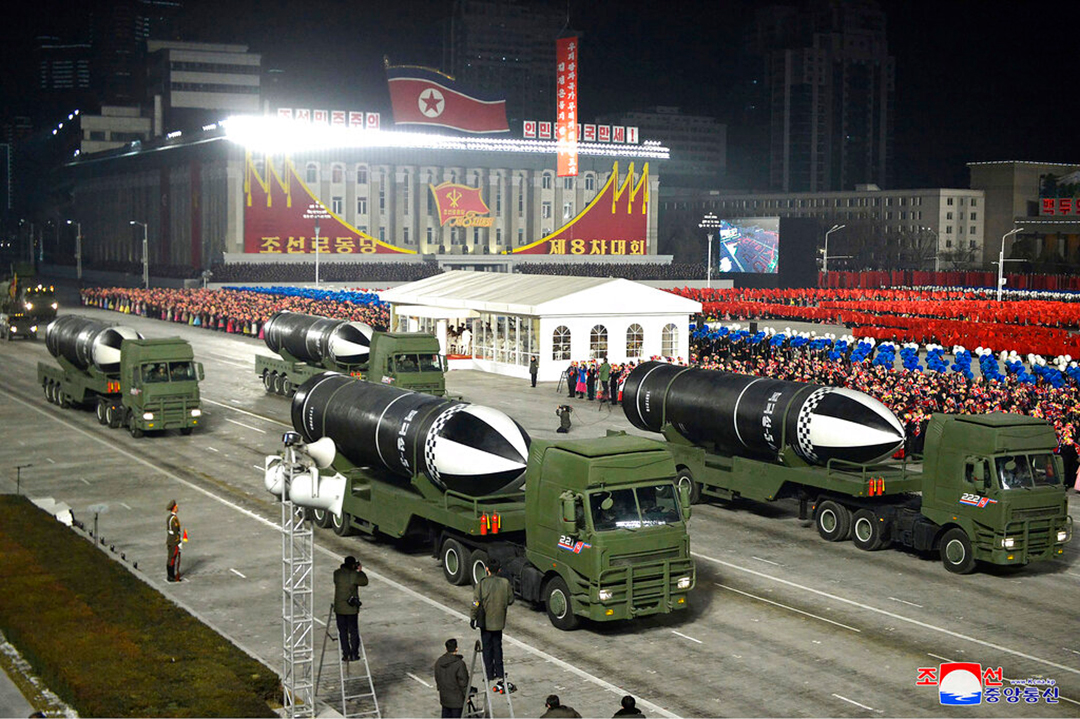 国連報告書:2020年に北朝鮮が核・ミサイル計画を続行していたことが判明