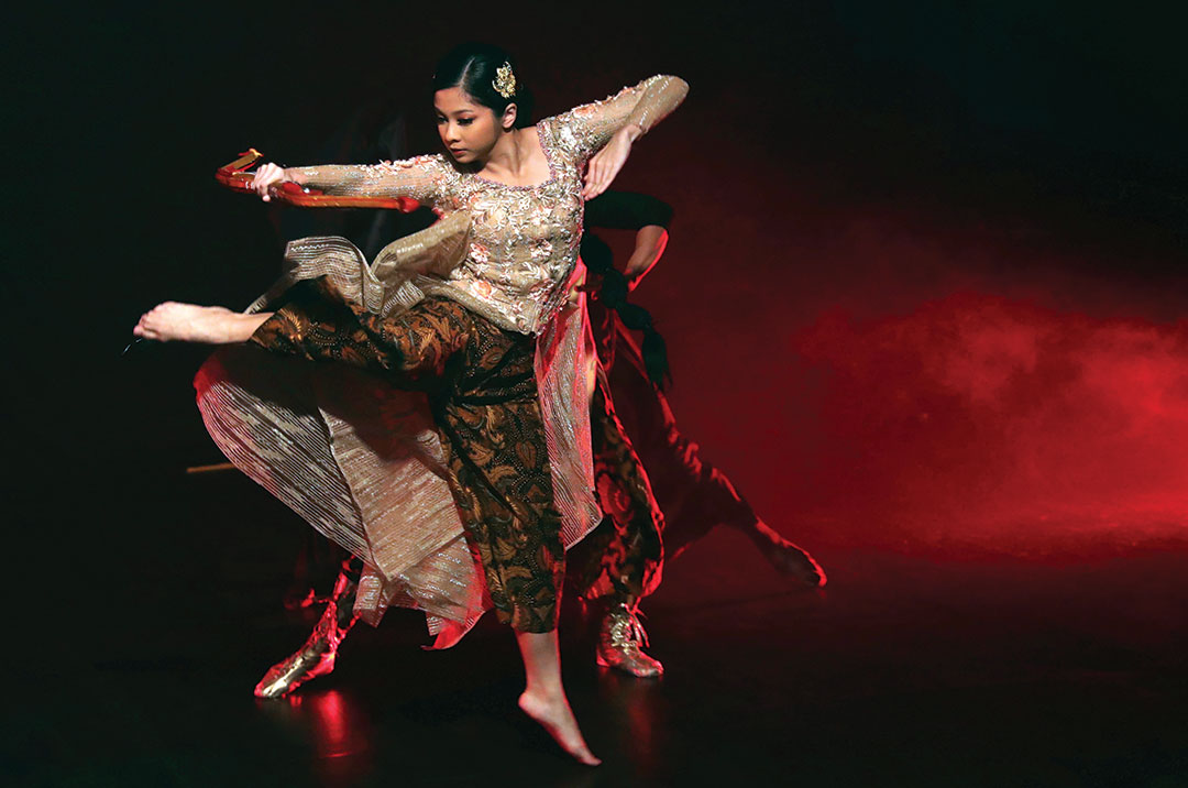 Indonesian choreographers provide digital stage for dancers