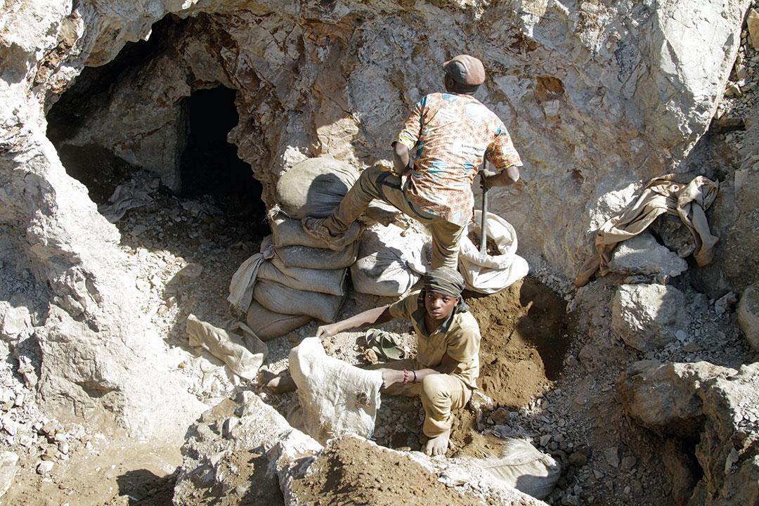 コンゴ民主共和国: コバルト多産州の鉱物の販売を中央集権化