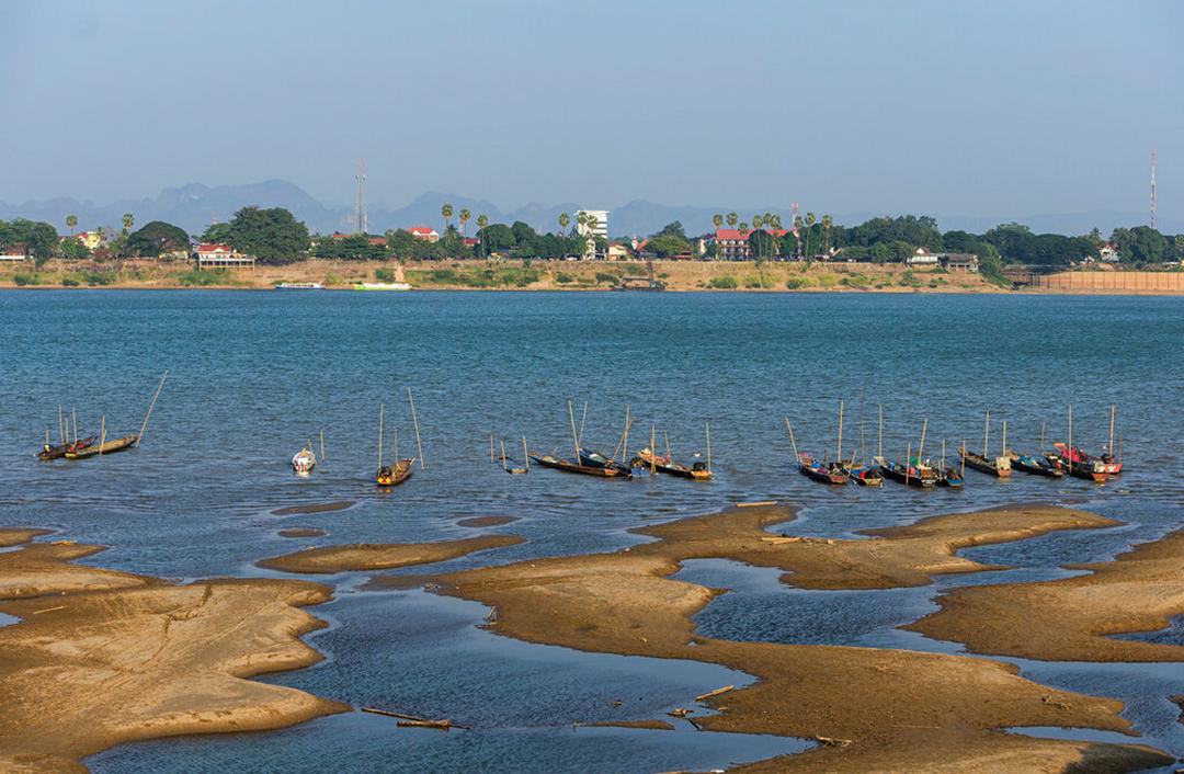 メコン川の水位が「懸念すべきレベル」に低下:中国にダム関連データの開示を要求