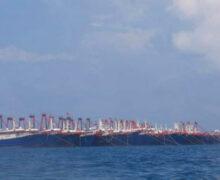 菲律宾与盟国谴责中共海上民兵的侵犯