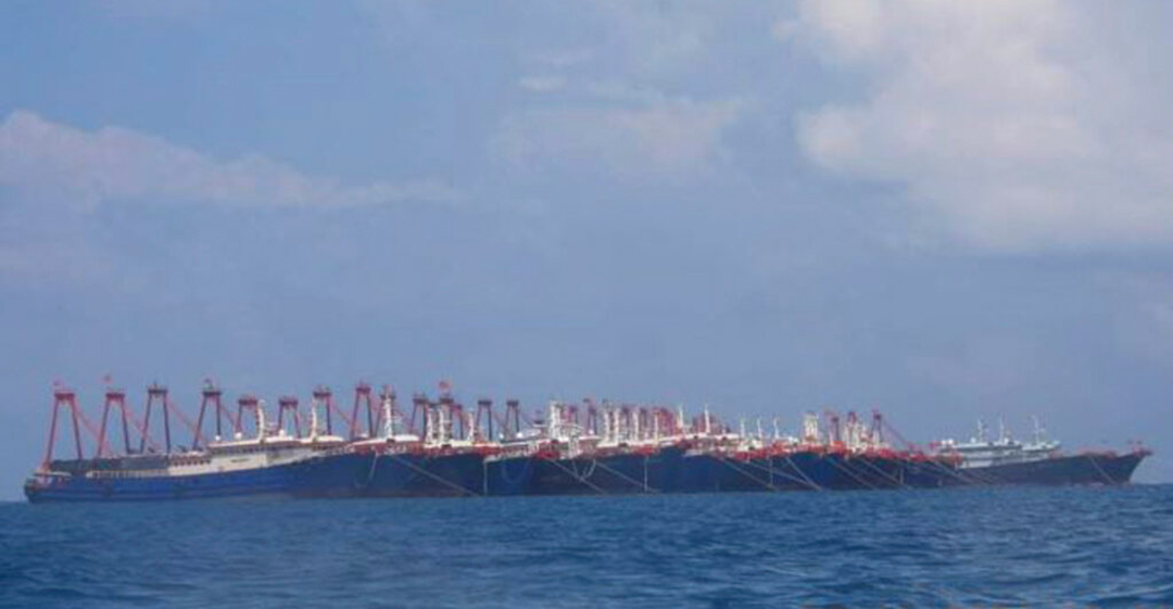 Philippines, allies denounce CCP's maritime militia encroachment