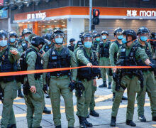 ฮ่องกง: เป้าหมายการสนับสนุนประชาธิปไตย ได้รับการสนับสนุน