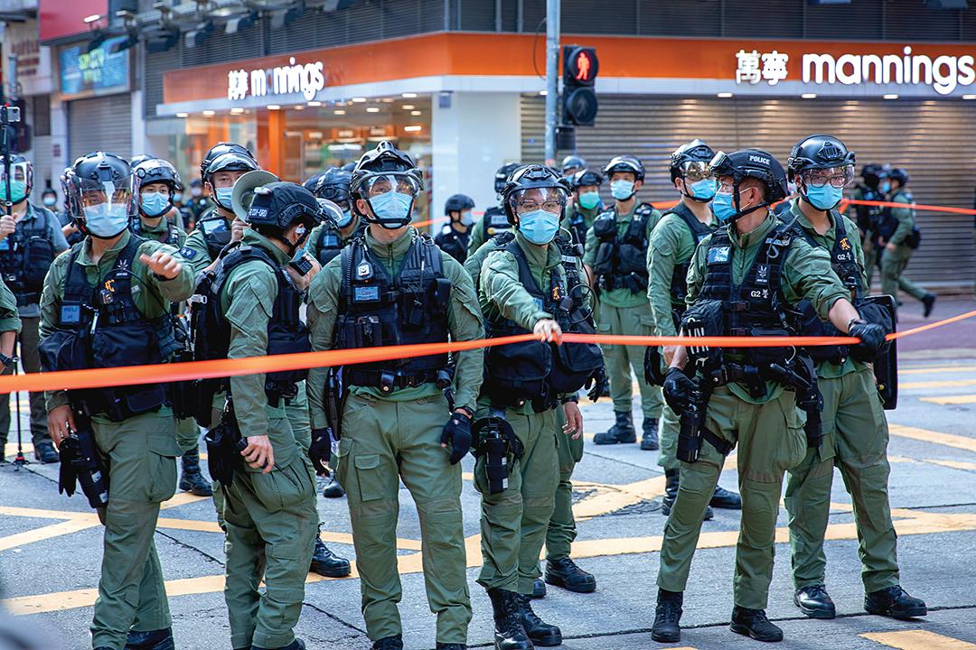 Hong Kong:  Sasaran pro-demokrasi mendapatkan dukungan