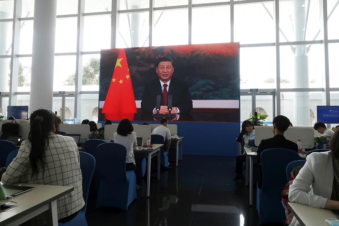 Tổng Bí thư Tập của ĐCSTQ muốn giành thế thượng phong cho Trung Quốc thông qua các hoạt động đơn phương mặc dù tuyên bố chống lại phương Tây