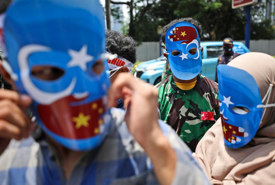 인권 단체, 유엔에 반인류 범죄 혐의로 중국 정부 조사 촉구