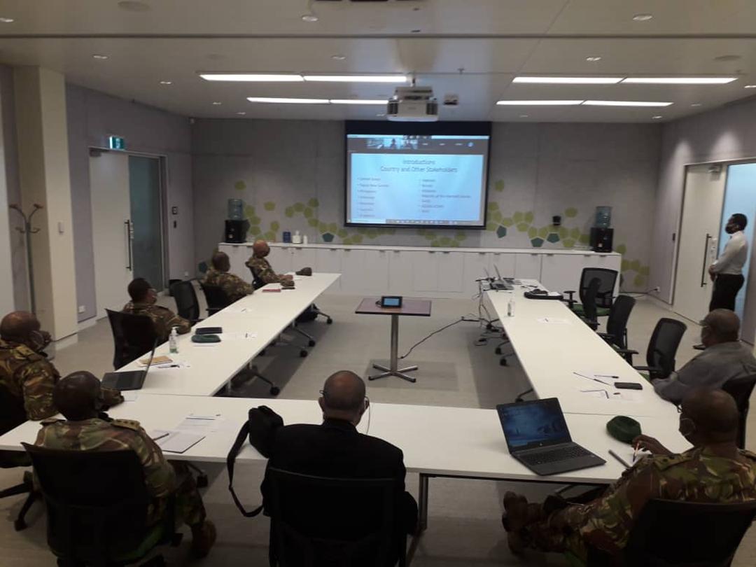 Pasukan Pertahanan Australia dan USINDOPACOM menyelenggarakan lokakarya ketahanan kesehatan