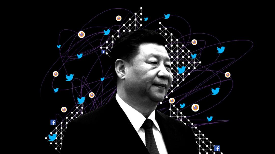 Analysis exposes fake social media accounts pushing CCP propaganda