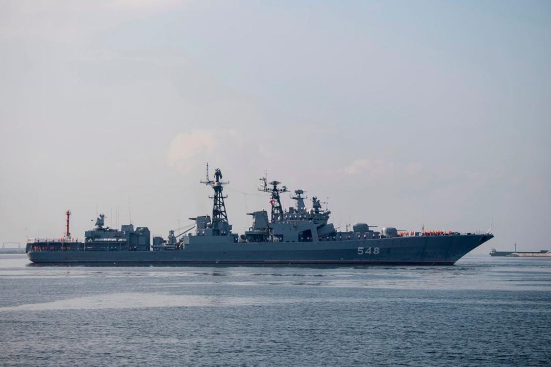 バイデン/プーチン米露首脳会談直前、ロシアが太平洋で軍事演習開始