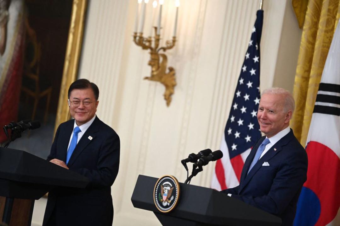 Các nhà lãnh đạo Hoa Kỳ và Hàn Quốc sẵn sàng làm việc với Triều Tiên