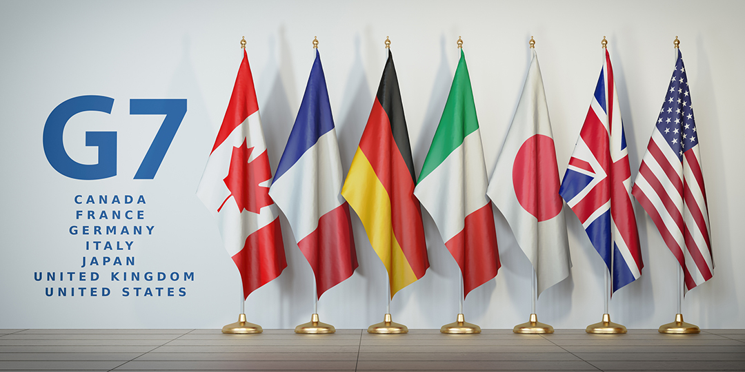 Các nhà lãnh đạo G7 đối phó với biến đổi khí hậu, COVID, những thách thức từ Trung Quốc, Nga