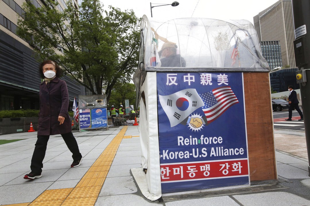 尽管中共不断扩大宣传运动,但全球对中国的负面看法仍有所增加