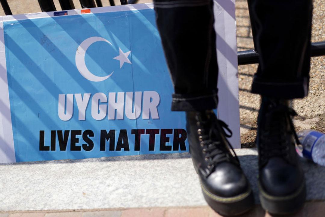 Blinken meets Uyghurs, seeks advice on handling China