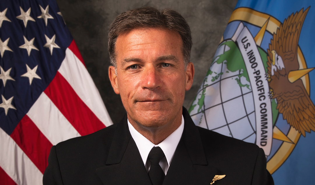 中国に対する懸念を抱く米インド太平洋軍司令官:同地域の同盟・提携諸国に向けて米国の固い信念を表明