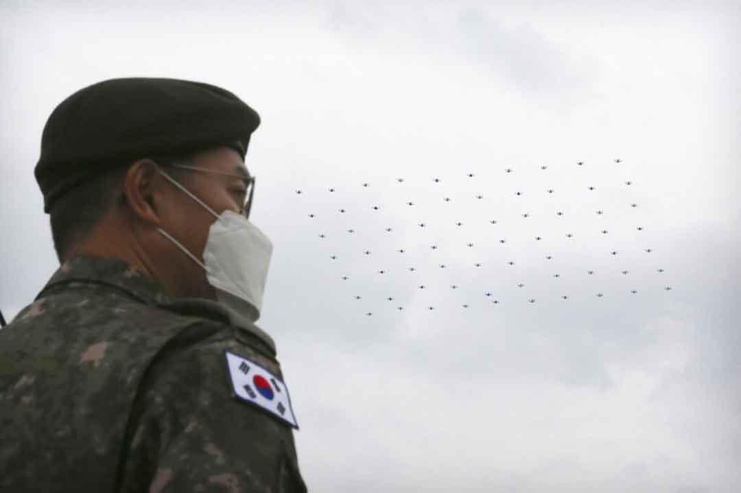 专家表示,韩国国防部门利用机器人技术提高能力、提升出口