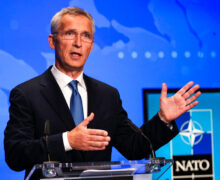 NATO chief urges PRC to join nuclear arms control talks