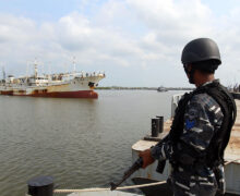 U.S. tackles illegal fishing, forced labor in Pacific