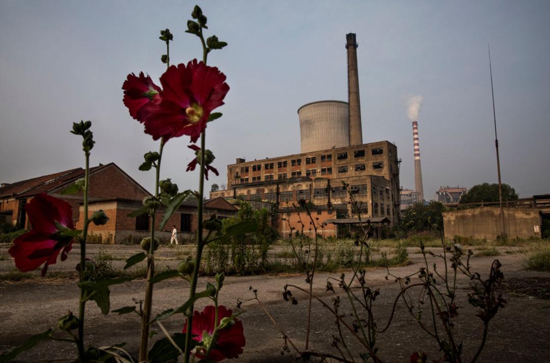 โรงไฟฟ้าถ่านหินแห่งใหม่เป็นภัยต่อเป้าหมายด้านสภาพภูมิอากาศของจีน