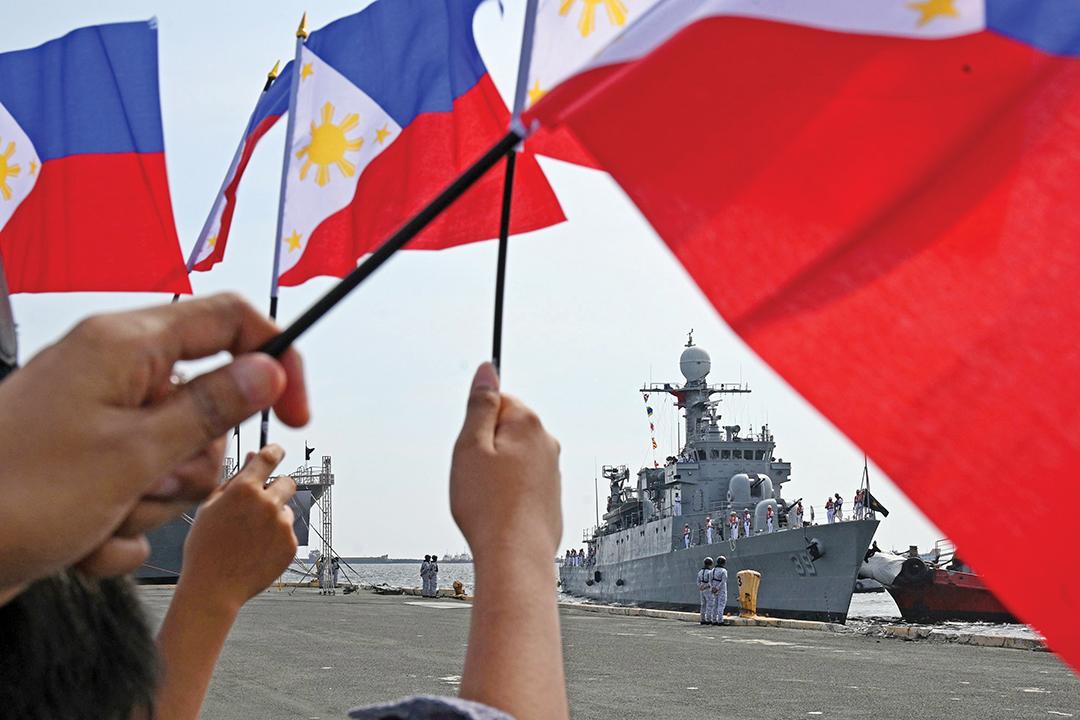 ความพยายาม ด้านการรักษาความปลอดภัยทางทะเล เติบโตขึ้นใน ฟิลิปปินส์