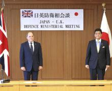 일본의 국방 성과, 지역 참여 및 기술 발전