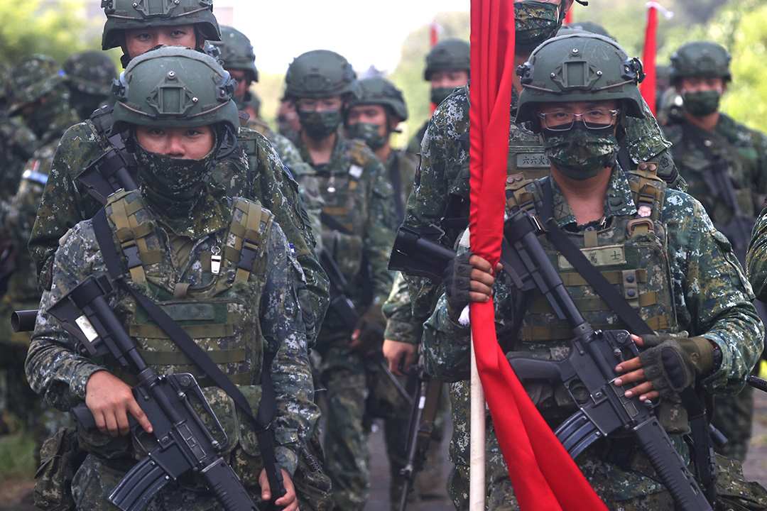台湾は「深刻な脅威」を警告し、武器購入で9000億円相当(90億米ドル)を増額