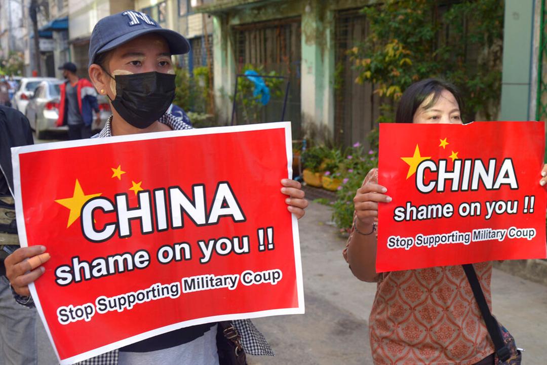 Myanmar nears brink as self-interests of China, Russia stymy global efforts