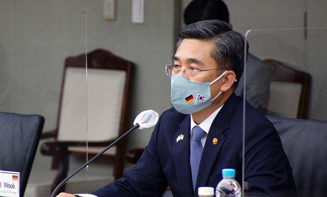 「スマート防衛イノベーション」の加速に努める韓国(AP通信社)