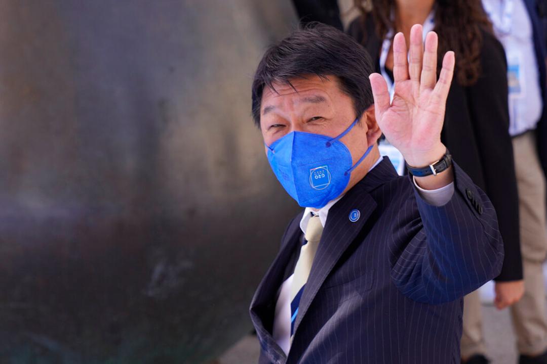 ญี่ปุ่นยินดีต่อการยื่นคำร้องข้อตกลงการค้าของไต้หวันโดยอ้างถึง 'ค่านิยมร่วม'