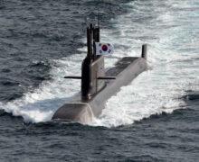 韓国軍、国産のミサイルや潜水艦で防衛設備を強化